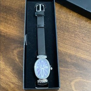 NWT Avon Cross Watch